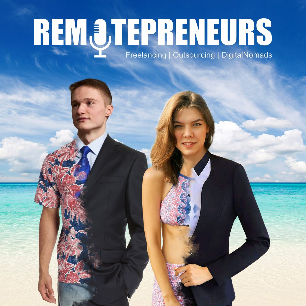 ep 9 - How To Live Abroad As Couples - Vera Markova & Tomass Sarts